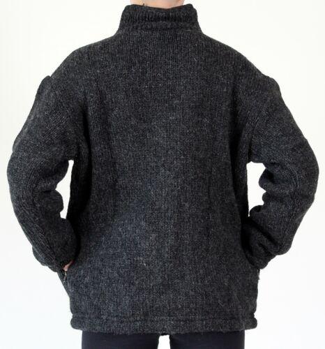 laine main Nepal mouton marinière de 6 Pull en fait 100 tailles Troyer laine 7wZ0AP