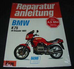 Gut Reparaturanleitung Bmw K75 Keine Kostenlosen Kosten Zu Irgendeinem Preis K 75 Ab Baujahr 1985 Motorrad Neu