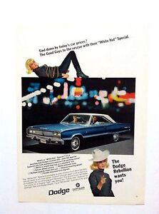 1967-Dodge-Coronet-440-2-Door-Hardtop-Vintage-Original-Print-Ad