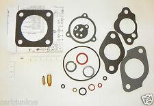 Carburetor Fuel System Repair Kit SU 1 BBL HS-2 4 6 Austin Jag MG Triumph Volvo