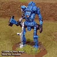Battletech Miniatures Hatchetman Hct-3f By Iron Metals Iwm 20-864