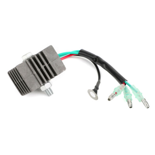 Voltage Rectifier For Yamaha 9.9-25HP Outboard 664-81970-60 664-81970-62