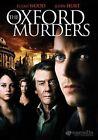 Oxford Murders 0876964003391 DVD Region 1