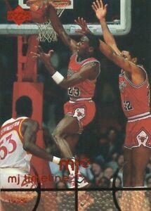 1998-UPPER-DECK-MICHAEL-JORDAN-MJx-TIMELINE-1st-Half-4-BASKETBALL-CARD
