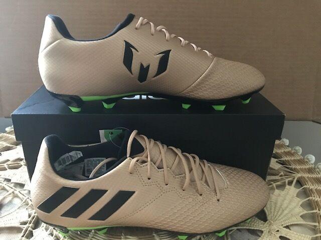 Adidas Perfomence Hombre Messi 16.3 Fg Fútbol Zapato Ba9838
