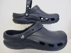 CROCS Mens Fuse Vent Navy Clog Sandals   UK 1/2 2/3 &12   (R43B)