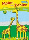 Malen nach Zahlen Zoo. Ab 7 Jahren (2015, Taschenbuch)