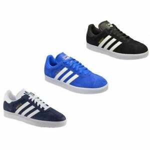 utterly stylish best online reasonably priced Details about Adidas Gazelle II Suede Mens Trainers in Various Colours and  Sizes