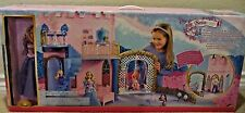 BARBIE SLEEPING BEAUTY ROYAL CASTLE W/ DOLL 2006 K8061 RARE *NEW*