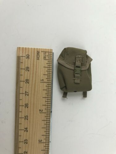 USMC Marine 2nd MEB Helmand Pouch Set of 2 Soldier Story 1//6th Scale