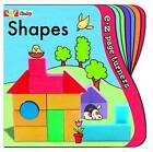 E-Z Page Turners: Shapes (Perfect for Little Fingers!) by Innovative Kids (Board book)