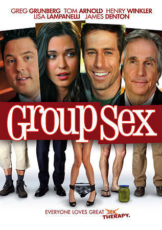 Group sex dvd