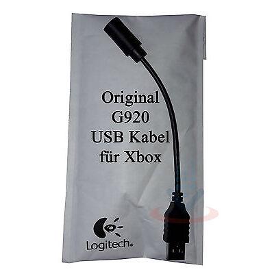 Logitech G920 Driving Force USB Kabel für XBOX - Gaming Lenkrad Zubehör