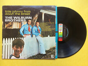 The-Wilburn-Brothers-Little-Johnny-From-Down-The-Street-Decca-DL-5173-Ex