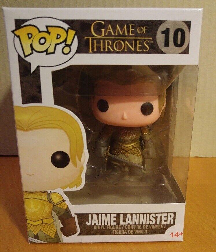 Funko pop - juego de tronos - 10 - Jaime Lannister