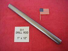 1 X 12 Drill Rod 0 1 Tool Steel Precision Ground 1000 Machinist