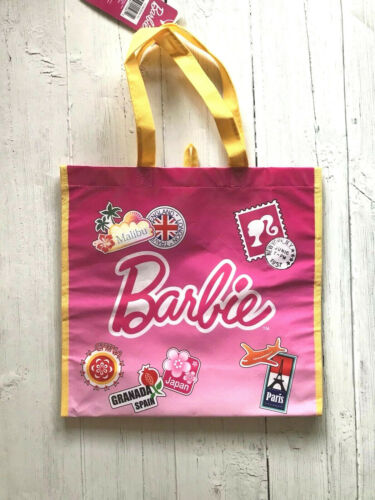 Barbie Tote Bag NWT Pink