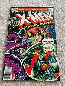 Uncanny-X-men-99-FVF-7-0-High-Grade-Wolverine-Cyclops-Storm-Colossus