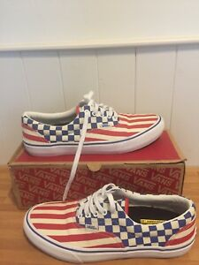 98b1d83ae1e5 Vans Size 10 Mens Skate Shoes Limited Edition 50th Anniversary ...