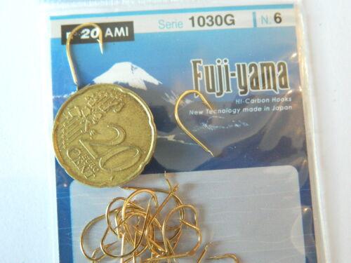 6 Series 1030 G offer Fishing MU 47 1 pack of 20 Pieces Ami Fuji Yama No
