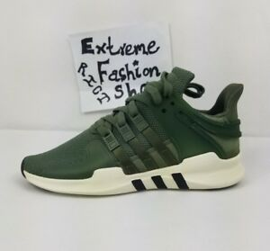 free shipping b3da1 5883c Details about New Adidas EQT SUPPORT ADV Women Shoes Major Green Olive  CP9689 Size 7.5 8.5 9.5