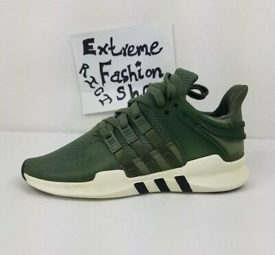 Adidas running shoes size 6 women Army green Sock style