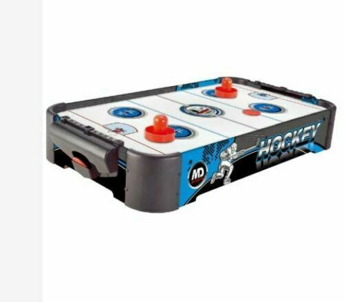 M D Sports 24 Inch Air Powered Hockey Game Table For Kids Adults New In Box For Sale Online