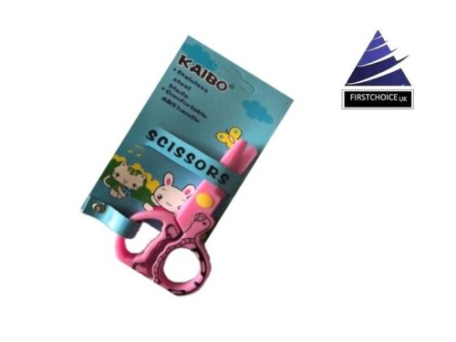 NEW fancy Children Scissors KAIBO Butterfly and turtle Scissors different colors