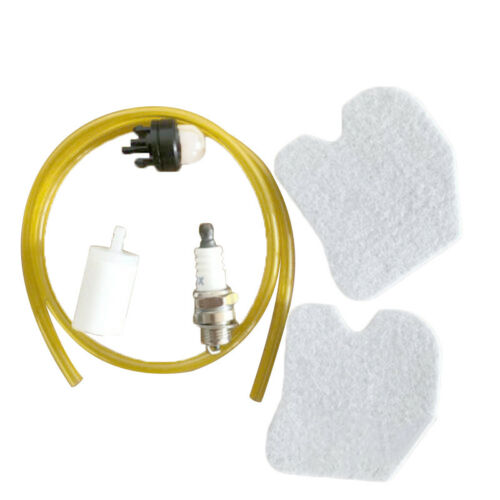 Air Filter For Husqvarna 240 240E 236 236E 235 235E Fuel Filter/&Fuel Line Kit
