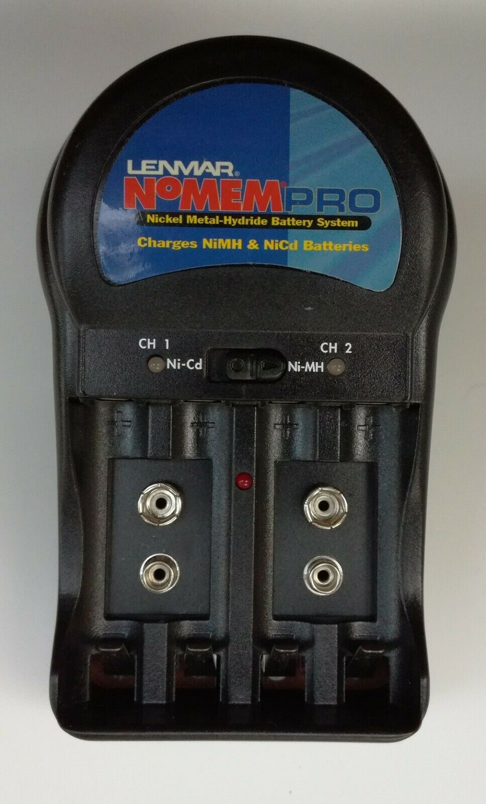 Lenmar PRI99 portable battery charger NiMH NiCd
