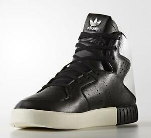 online store df4a8 e1659 Details about Adidas Originals Tubular Invader 2.0 Women's Shoes - Size 6  Black/White BB2071