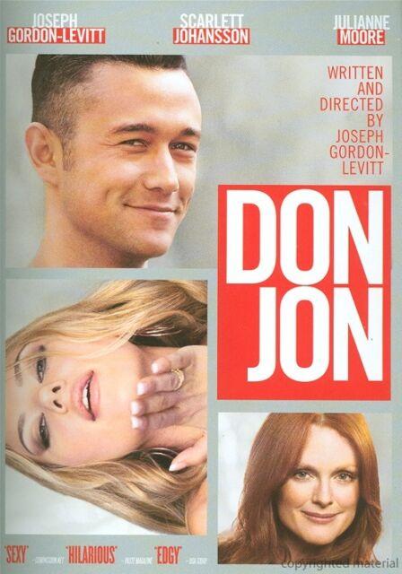 Don Jon (DVD - DISC ONLY)