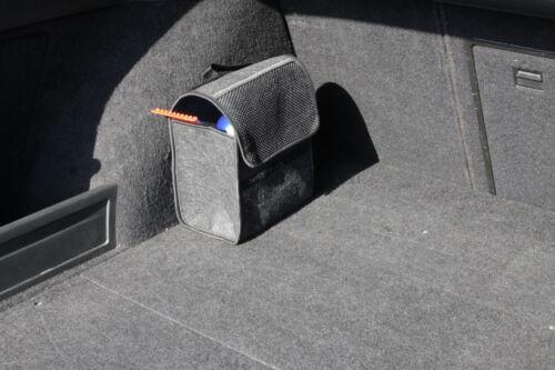 CAR BOOT TIDY ORGANISER STORAGE BAG FOR ANY CAR