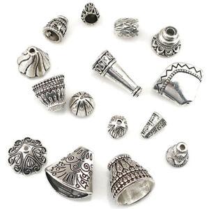 22405-15pcs-Vintage-Beads-Cap-Tassle-Pendant-DIY-Jewelry-Marking-Charm
