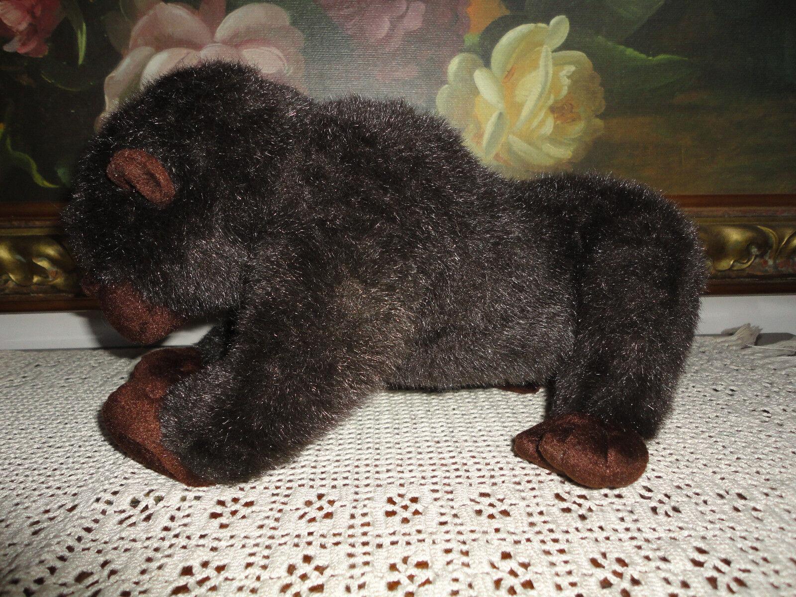 Gund Vintage GORILLA Plush Toy 1995 12 tum