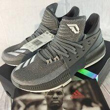 huge discount 4c8eb 985ab item 5 NEW Adidas Dame 3 Mens Boys Size 6.5 Damian Lillard Basketball Shoes  Grey White -NEW Adidas Dame 3 Mens Boys Size 6.5 Damian Lillard Basketball  ...