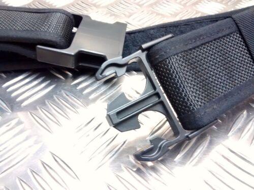 Police Issue Black Duty Belt Security MODPB01 Genuine British MoD Military