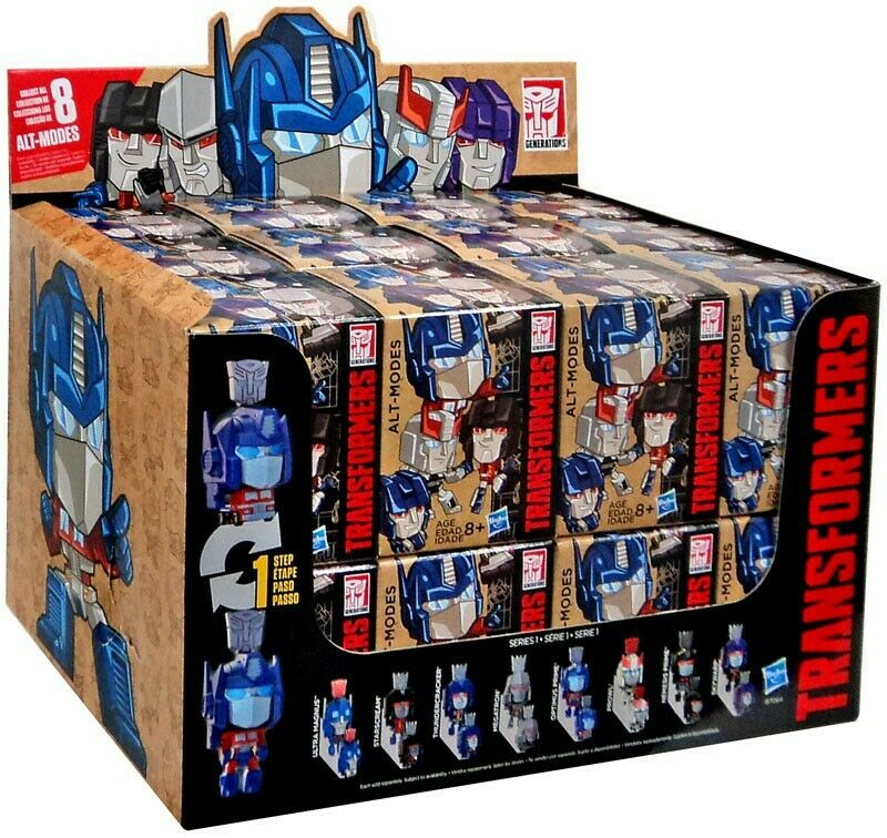 Transformers Generations AltModes Series 1 Mystery Minis Blind scatola [24 Packs]