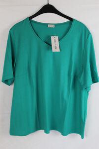 Atelier-GS-senora-T-shirt-verde-tamano-25