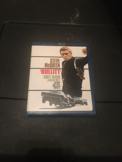 Bullitt (Blu-ray Disc, 2007)