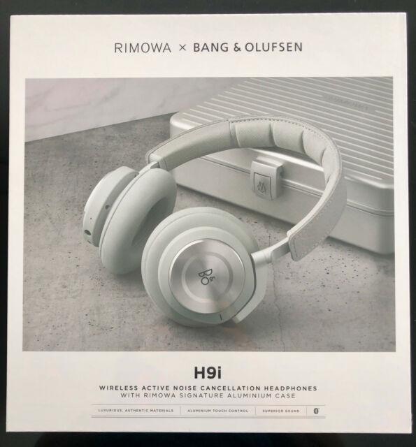 Rimowa X Bang & Olufsen H9i Kopfhörer In Hands Limited