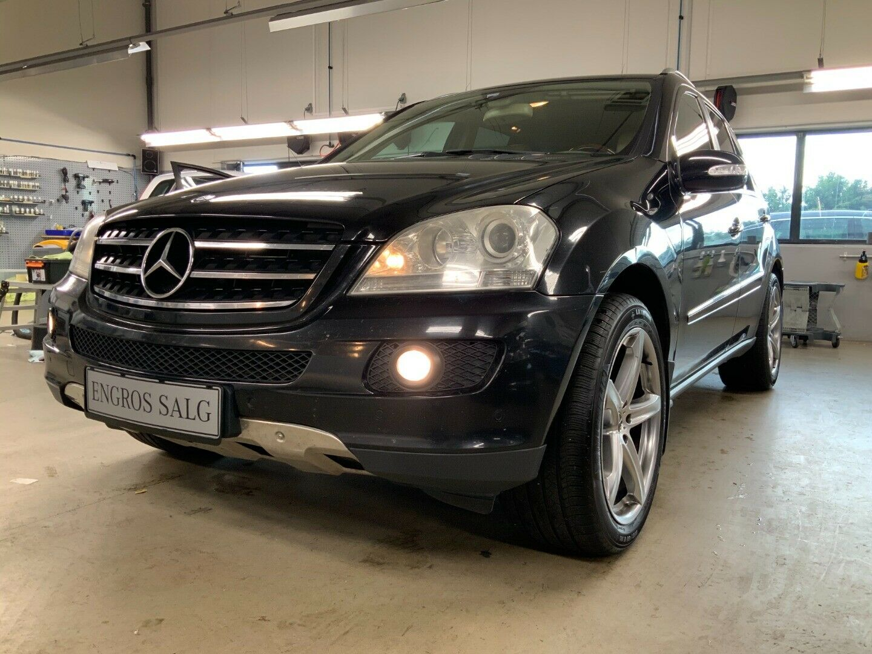 Mercedes-Benz ML320 3,0 CDi aut. 4-M