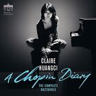 CLAIRE HUANGCI - A CHOPIN DIARY: COMPLETE NOCTURNES (FREDERIC CHOPIN) 2 CD NEU