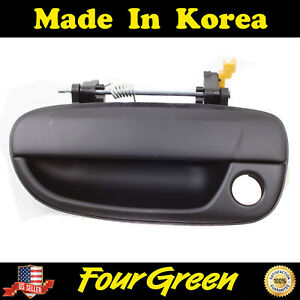 Outside Exterior Front Left Side Door Handle Driver FL Fit 00-06 Hyundai Accent