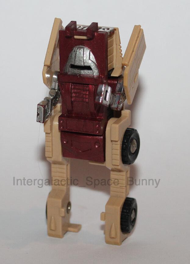 Transformers G1 Autobot Iga Mexico Outback   Brawn Variante 100% Komplett