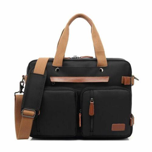 Men Shoulder Bag Laptop 15//17 Inches Nylon Travel High Quality Business Backpack