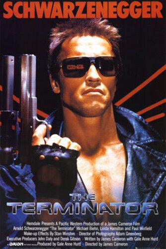 The Terminator - Original Score - Movie Poster #2E