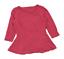 George-Womens-Size-12-Cotton-Blend-Pink-Top-Regular thumbnail 1