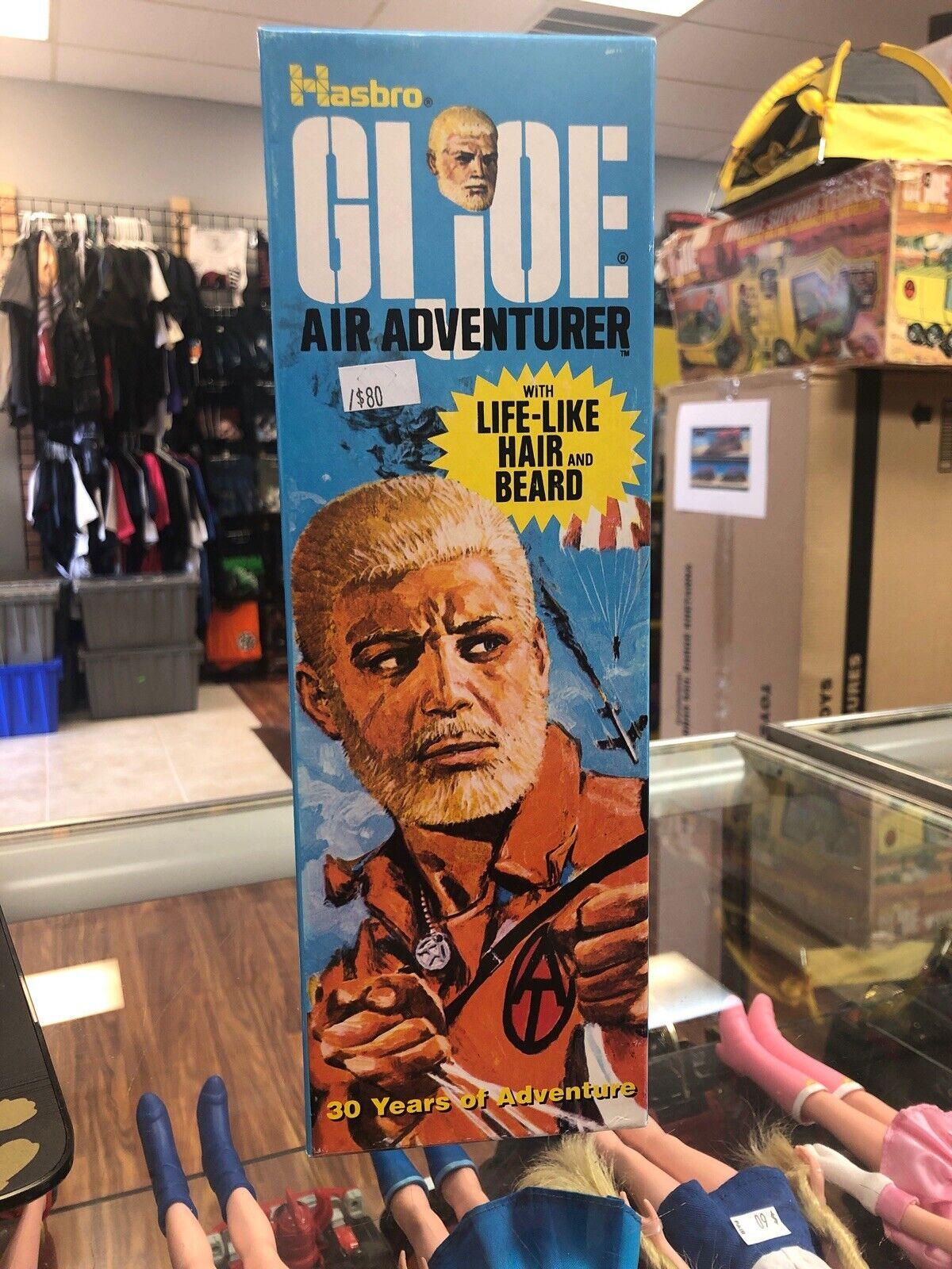 Hasbro GI Joe Air Adventurer Collectors Club