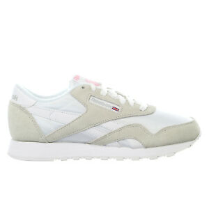 Reebok Womens Classic Reebok Nylon Classic Classic Shoes Shoes Nylon Nylon Womens Reebok 16Uw1x